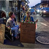 Louisiana New Orleans French Quarter Street Life Night 4 March 2018
