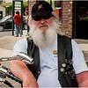 Americade 2009 Black Cap, White Beard