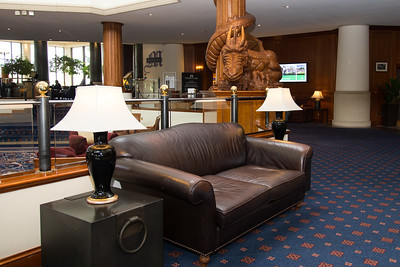 Celtic Manor Lobby Photos
