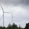 The Maerdy Wind Farm