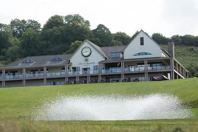 2010 Ryder Cup Club House