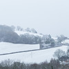 Caerleon Snowy Views