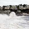 Stormy day at Torquay