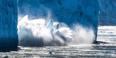 Alaskan Glaciers Breaking 6