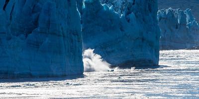 Alaskan Glaciers Breaking 5
