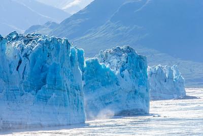 Alaskan Glaciers Breaking  1