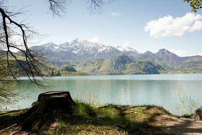 Lake in Germany 6