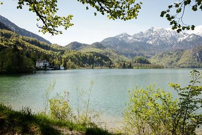 Lake in Germany 2