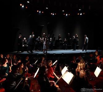 Orfeo ed Euridice - MeS Julie Beauvais - Aula des Cèdres - Lausanne - 2012
