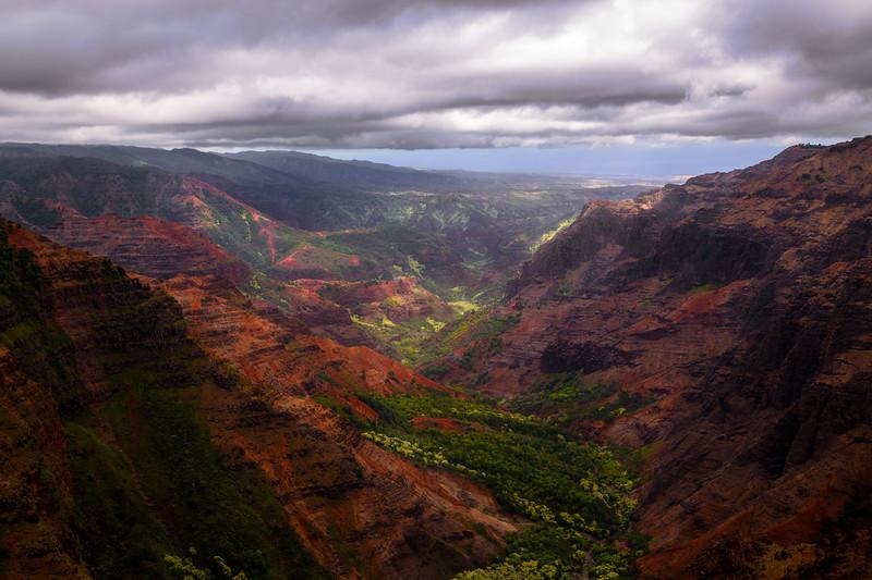 Tropical Canyon