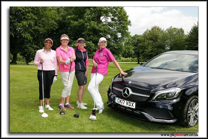 Mercedes Golf Day by Pradip Kotecha