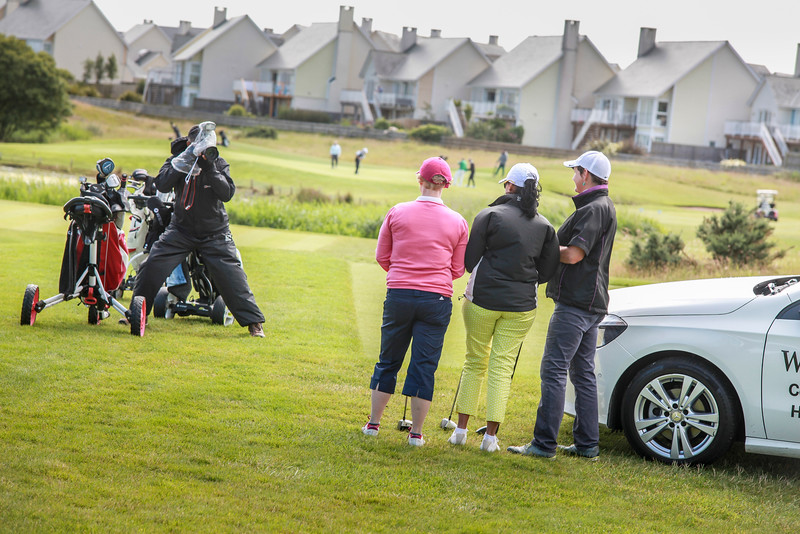 Golf photographers in Wales