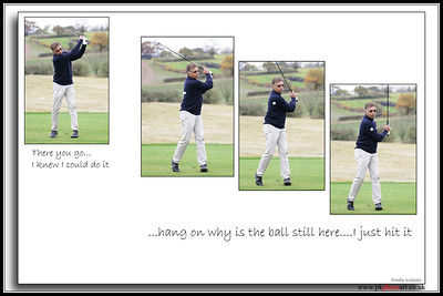 Professional Golf Photography