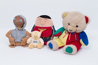 Product Shot of Teddys