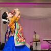 Bharatanatyam Performer at  Penda Party