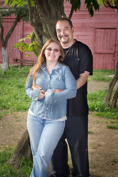 Jessica and Sam