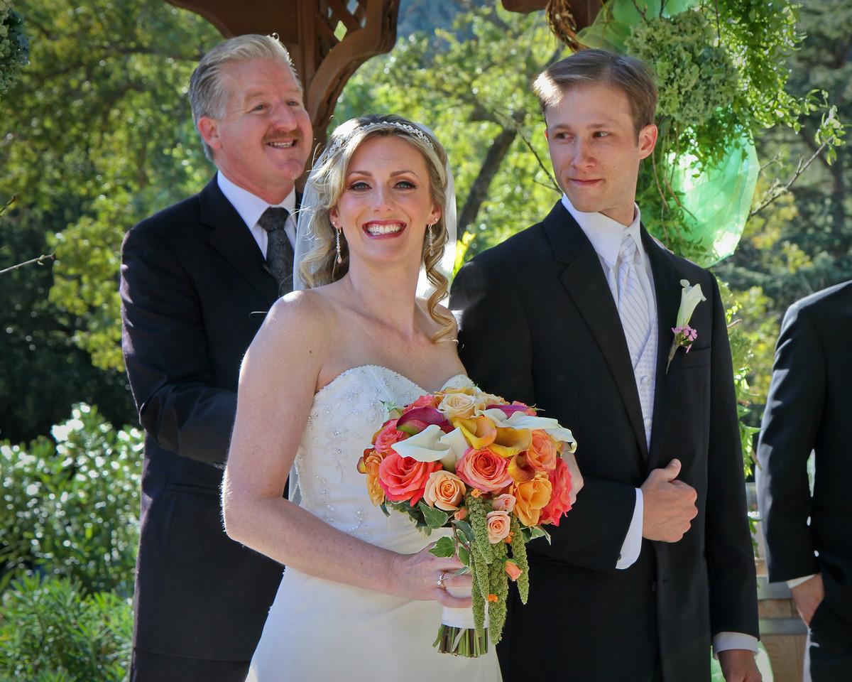 Just married: Mr. and Mrs. Matt Clifton