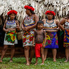 Travel through the rainforest of the Panama jungle to visit an authentic Emberá tribe