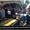 Food vendor roasts corn for Italian Days in Vancouver