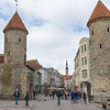 Discover the shops at Viru Gate in medieval Tallinn