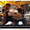 Food vendors serve lemonade on Italian Day in Vancouver