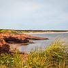 Stunning drive by the scenic seascape of Cavendish on PEI