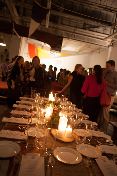 BROOKLYN, NY - NOVEMBER 14: Uproot Wines - Inaugural #THEBLOCK Event