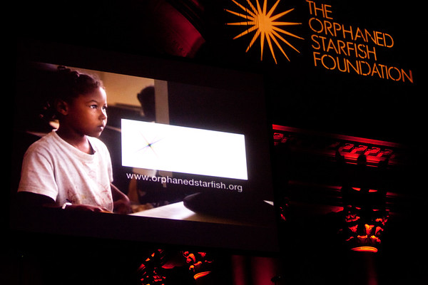 The Orphaned Starfish Foundation - 2011 Annual Dinner And Auction Gala Celebrating its 10th Anniversary - Cipriani, 55 Wall Street, New York, NY | October 18, 2011
