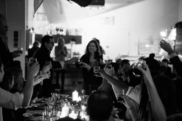 BROOKLYN, NY - NOVEMBER 14: Uproot Wines - Inaugural #THEBLOCK Event