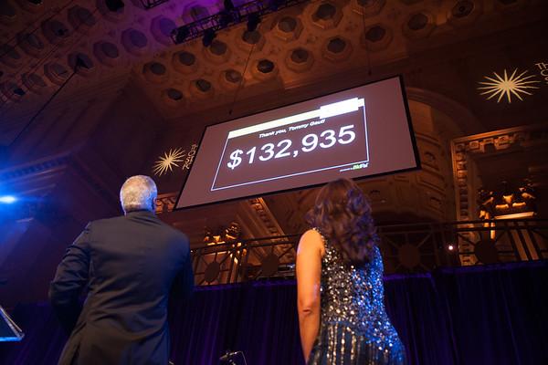 NEW YORK, NY - OCTOBER 18: The 2013 Orphaned Starfish Gala at Cipriani Wall Street