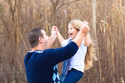Family Session at the Norman J. Levy Park and Preserve Merrick, Long Island - November 2013