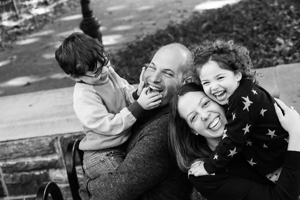 Family Session at Owl's Head Park | Bay Ridge, Brooklyn