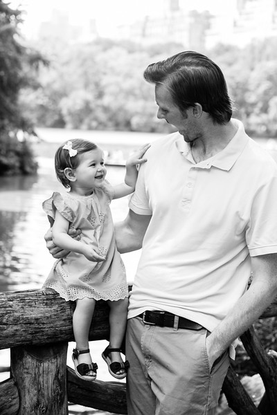 Family Session at Central Park West