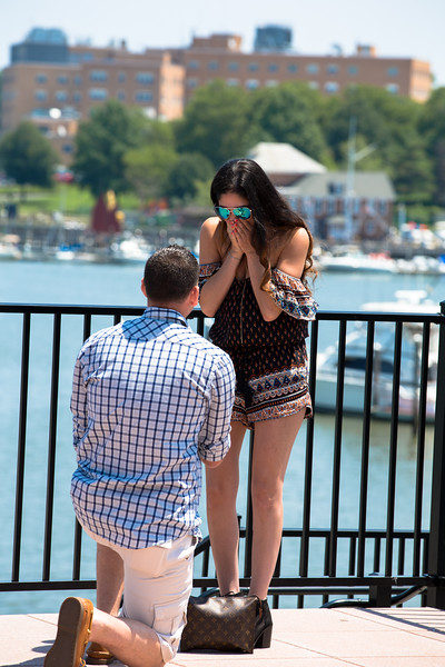 Proposal in Red Bank, NJ