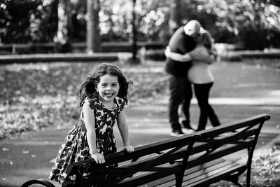 Family Portrait Session at Owl's Head Park | Bay Ridge, Brooklyn