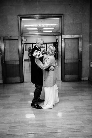 Marriage at City Hall | Brooklyn, NYC