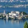 Isola del Garda, Lago Di Garda, Italy