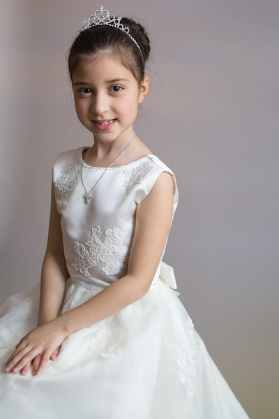 1st Holy Communion Portraits in Brooklyn, NY