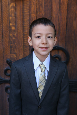 1st Holy Communion in Park Slope, Brooklyn, NY