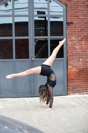 Beyond Dance Company Shoot in Red Hook, Brooklyn, NYC