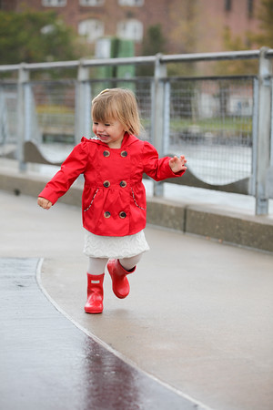 2 Year Old Portrait Session in Red Hook, Brooklyn