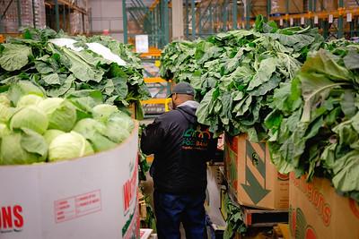 Capital Area Food Bank – Warehouse Receiving Dock 2018