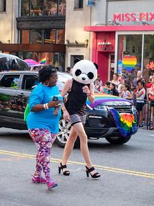 Washington D.C. Pride Parade 2018