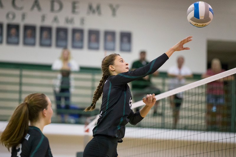 Volleyball 3-1 Victory Over Hill-Murray