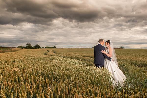 Katie & Simon Hay Field