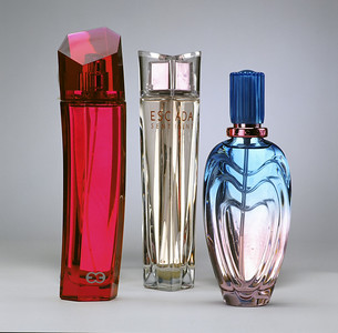 Perfume for bRILLIANT magazine