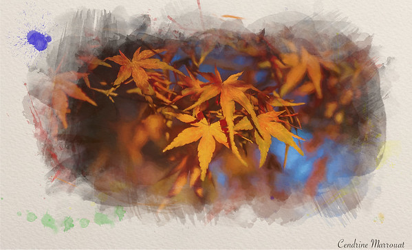 Leaves (digital art)