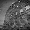 Colosseum reflections