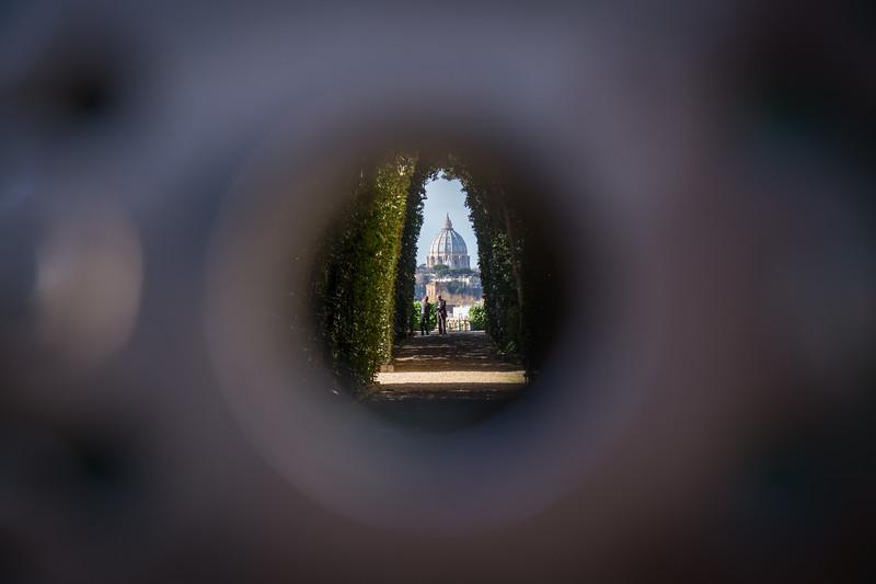 Il Buco della serratura