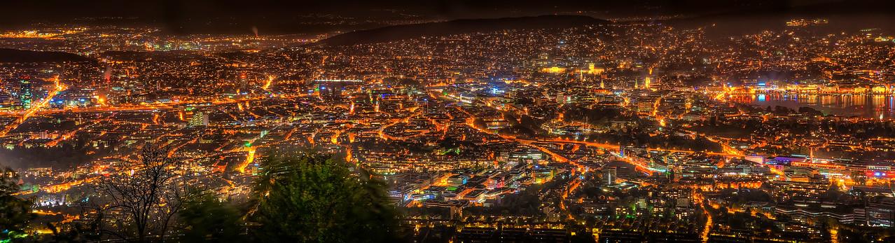 Zurich nightlife